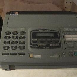 Факсы - факс панасоник кх-f880, 0