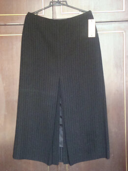 Юбки - Женская удлинённая юбка, 0