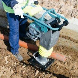 Вибротрамбовочное оборудование - Вибронога Ammann 70 кг, 0