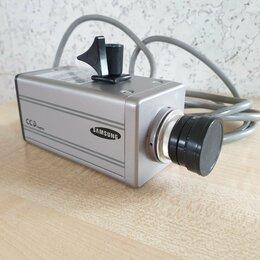 Камеры видеонаблюдения - Камера видеонаблюдения samsung bw-273cax, 0