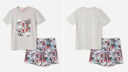 Домашняя одежда - Пижама новая,122-128,146-152,170, 0