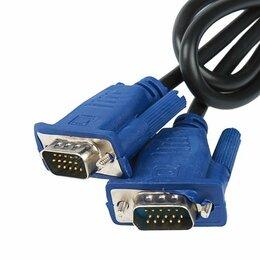 Компьютерные кабели, разъемы, переходники - Кабели для ПК, 0