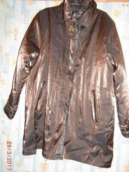 Куртки - Ветровка на подстёжке 2 в 1 новая р.56-58 , 0