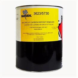 Химические средства - Bardahl air circuit carbon deposit remover, 5 л., 0