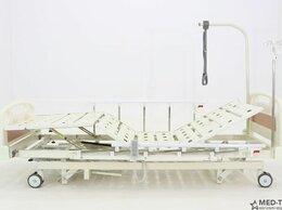 Оборудование и мебель для медучреждений - Медицинская кровать DB-6 в комплекте с матрасом…, 0