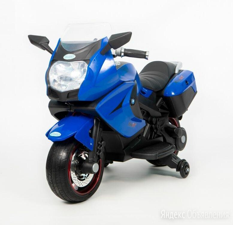 Детский электро-мотоцикл Moto ХМХ 316 Синий (ХМХ316 С) по цене 12800₽ - Велосипеды, фото 0