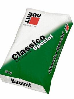 Строительные смеси и сыпучие материалы - Минеральная штукатурка Baumit ClassicoSpecial…, 0