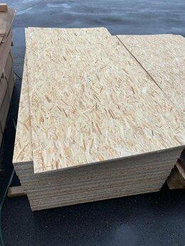 Древесно-плитные материалы - Влагостойкая OSB-3 плита 12 мм, 0