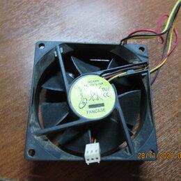 Кулеры и системы охлаждения - Кулер и радиатор, 0