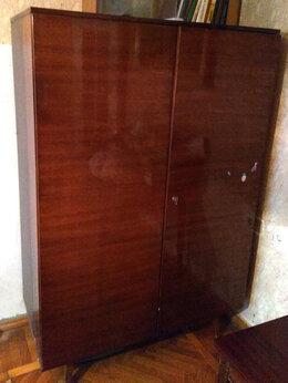 Шкафы, стенки, гарнитуры - Бельевой Шкаф для вехней одежды (без полок), 0