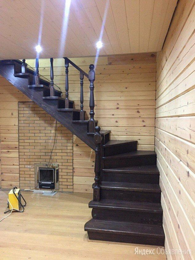 Лестницы на заказ  по цене 60000₽ - Лестницы и элементы лестниц, фото 0