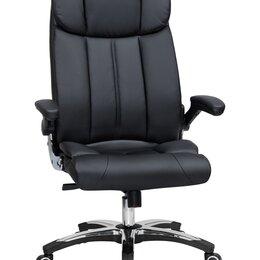 Компьютерные кресла - Кресло компьютерное LMR-107B черное, 0