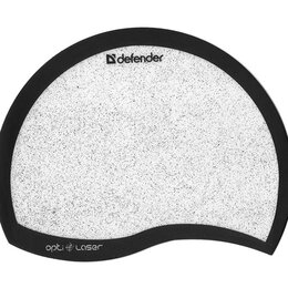 Коврики для мыши - Коврик для мыши Defender пластиковый Ergo opti-las, 0