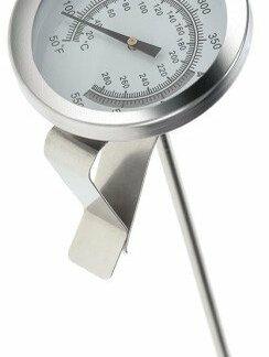 Термометры и таймеры - Термометр для готовки и духовки (механический), 0