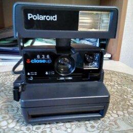 "Фотоаппараты - Продам фотоаппарат ""polaroid 636 close UP"", 0"