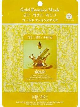 Маски - Маска тканевая для лица Mijin Cosmetics Gold…, 0