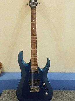 Электрогитары и бас-гитары - Идеальная Первая Гитара Zombie EDG-45. Доставка, 0