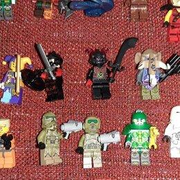 Игровые наборы и фигурки - Lego minifigures человечки, 0