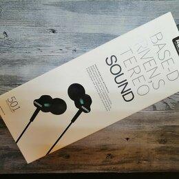 Наушники и Bluetooth-гарнитуры - Новые наушнаки:Remax Earphone RM-501, 0