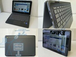Ноутбуки - HP Chromebook x360 11 G1, 0
