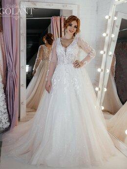 Платья - Блестящее свадебное платье Ясмина, 0