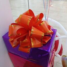 Подарочная упаковка - Подарочный бант гигант от 30 до 70 см, 0