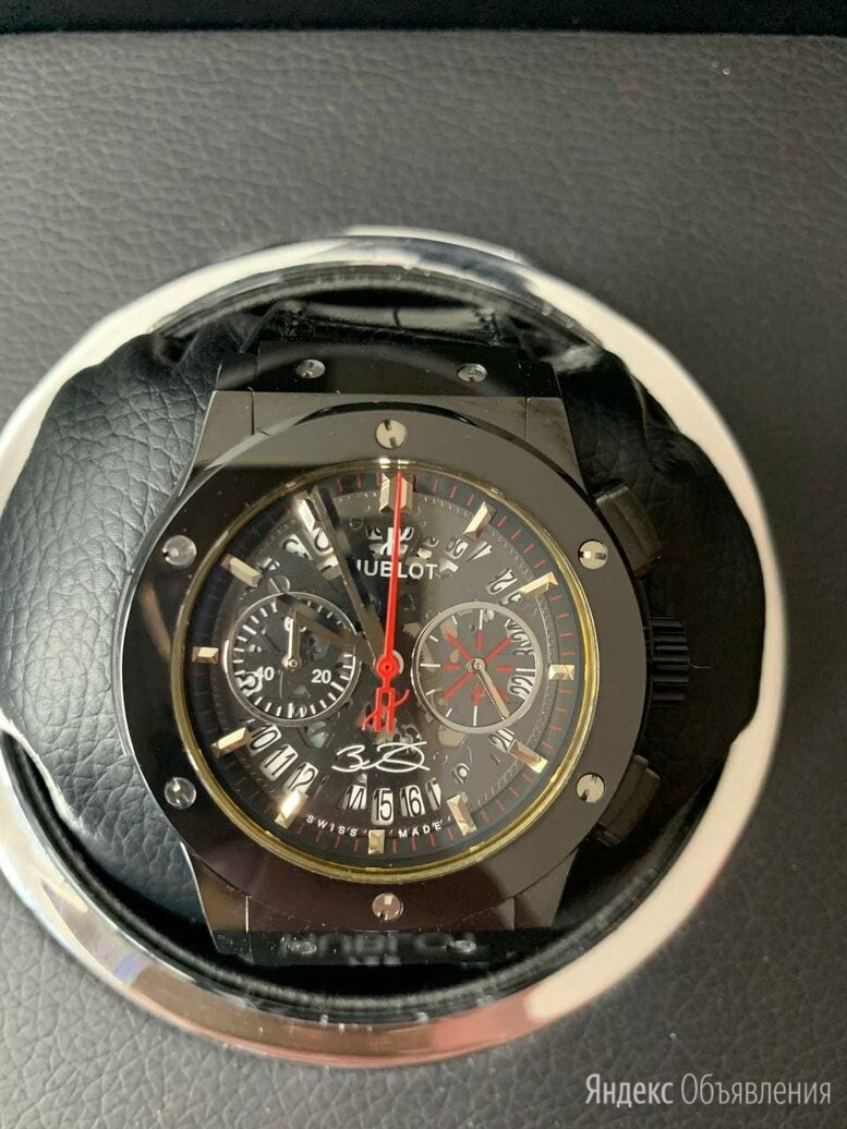 Новые наручные часы Hublot по цене 56000₽ - Наручные часы, фото 0