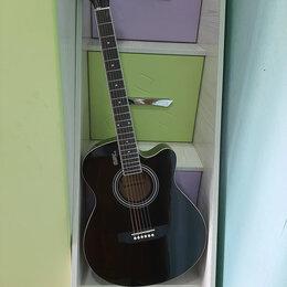 Акустические и классические гитары - Большая акустическая гитара, 0