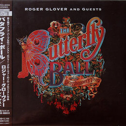 Музыкальные CD и аудиокассеты - Roger Glover And Guests - The Butterfly Ball...…, 0