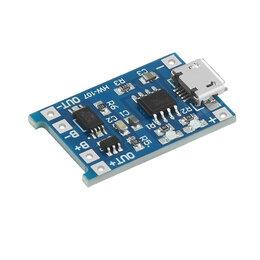Зарядные устройства и адаптеры - Миниатюрный контроллер + зарядное Micrо USB, 0