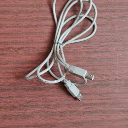 Компьютерные кабели, разъемы, переходники - Кабель USB для подключения принтера 180 см, 0