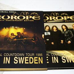 Музыкальные CD и аудиокассеты - DVD EUROPE & DAVID GILMOUR Х 2, 0