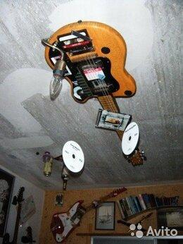 Настенно-потолочные светильники - Светильник Гитара, 0