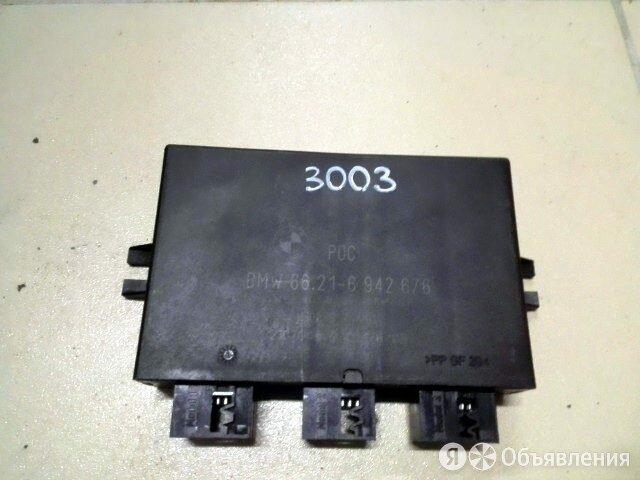 Блок управления активной PDC БМВ Х5 Е53 по цене 750₽ - Электрика и свет, фото 0