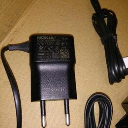 Зарядные устройства и адаптеры - Зарядное устройство Nokia AC-11E (тонкая), 0