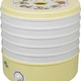 Сушилки для овощей, фруктов, грибов - Сушилка для фруктов овощей, грибов, ягод и семечек Ротор, объем 20 литров, 0