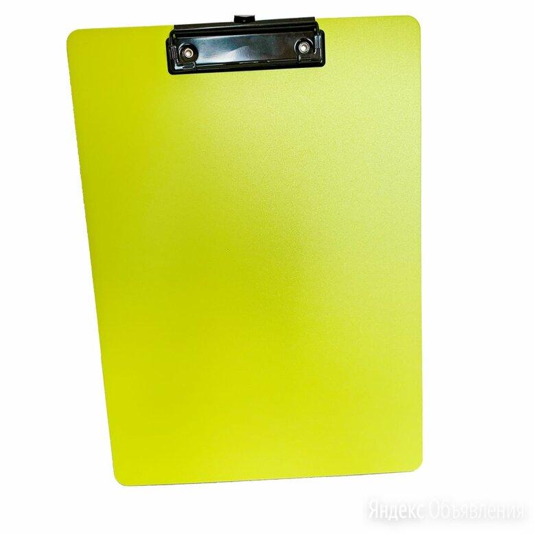Планшет пластик А4 CY-8806 CYUA зеленый (салатовый) /160 по цене 95₽ - Запчасти и аксессуары для планшетов, фото 0