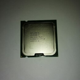 Процессоры (CPU) - ТОРГ Intel Celeron 356    3.33 GHz/512/533, 0