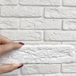 Облицовочный камень - Декоративный камень, гипсовая плитка под кирпич, камень, дерево и сланец, 0