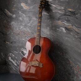 Акустические и классические гитары - Aria (Japan 70x) Gibson SJ-200 (Обмен есть), 0