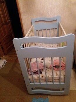 Кроватки - кровать детская + стульчик для кормления, 0