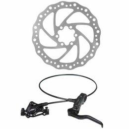 Тормоза - Тормоз передний дисковый ARTEK ADC-SLP1, 0