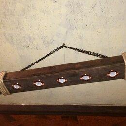 Люстры и потолочные светильники - Светильник дизайнерский Лофт, 0