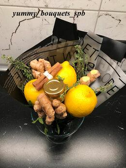 Подарочные наборы - Букет витаминный на заказ, 0