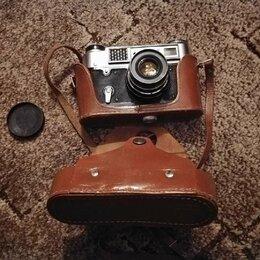 Пленочные фотоаппараты - Фотоаппарат плёночный ФЭД-5 , 0