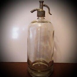 Шейкеры и бутылки - Сифон для газирования воды, 0