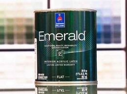 Краски - Краска Sherwin-Williams Emerald Flat LOW VOC …, 0