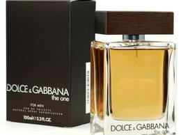 Парфюмерия - Новая Туалетная вода Dolce & Gabbana The One For…, 0