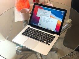 Ноутбуки - MacBook Pro 13 c SSD 240gb + 500gb Optibay, 0