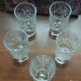 Бокалы и стаканы - Стаканы , 0